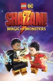 LEGO DC: Shazam! Magic and Monsters streaming vf