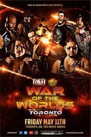 ROH/NJPW War of the Worlds Tour - Toronto, ON (2018)