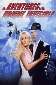 Les aventures d'un homme invisible Poster