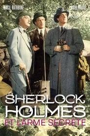 Sherlock Holmes et l'Arme secrète streaming vf