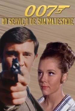 007 – A Serviço Secreto de Sua Majestade Torrent (1969) Dual Áudio / Dublado BluRay 1080p – Download