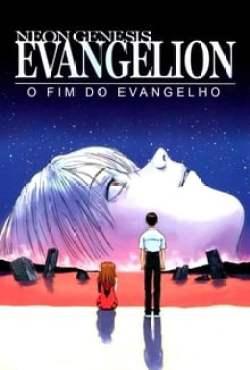 Neon Genesis Evangelion - O Fim do Evangelho Torrent (1997) Dual Áudio / Dublado BluRay 1080p – Download