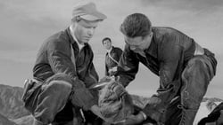 Watch I Shot an Arrow into the Air - TV Series The Twilight Zone (1959) Season 1 Episode 15