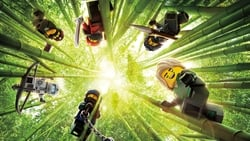 Streaming Movie The LEGO Ninjago Movie (2017) Online