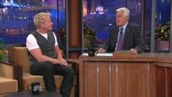 Watch Gordon Ramsay, Sofia Vergara, K'naan - TV Series The Tonight Show with Jay Leno (1992) Season 18 Episode 106