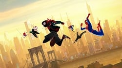 Streaming Movie Spider-Man: Into the Spider-Verse (2018) Online