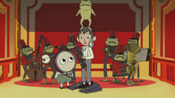 Watch Lullaby in Frogland - TV Series Over the Garden Wall (2014) Season 1 Episode 6