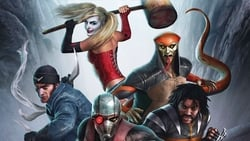 Streaming Movie Suicide Squad: Hell to Pay (2018) Online