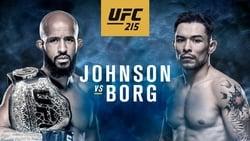 UFC 215: Nunes vs. Shevchenko 2 (2017)