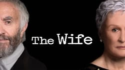 Watch Full Movie Online The Wife (2018)