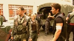 Watch Resistance - TV Series Battlestar Galactica (2004) Season 2 Episode 4