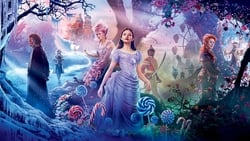 Streaming Movie The Nutcracker and the Four Realms (2018) Online