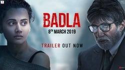 Watch Movie Online Badla (2019)