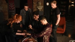Watch Of Men and Angels - TV Series Shadowhunters (2016) Season 1 Episode 6