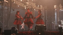 Babymetal - Live at Tokyo Dome: Black Night - World Tour 2016 (2017)