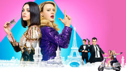 Streaming Movie The Spy Who Dumped Me (2018) Online