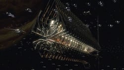 Watch Resurrection Ship: Part 1 - TV Series Battlestar Galactica (2004) Season 2 Episode 11