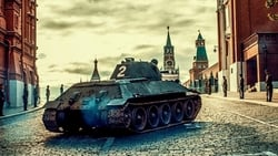 Watch Full Movie Tanks For Stalin (2018)