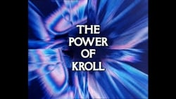 Doctor Who: The Power of Kroll (1978)