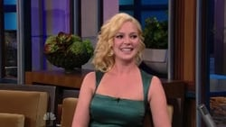 Watch Katherine Heigl, Ben Rappaport, Meat Loaf - TV Series The Tonight Show with Jay Leno (1992) Season 18 Episode 147
