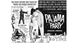 Watch and Download Movie Pajama Party (1964)