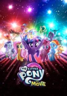 Streaming Full Movie My Little Pony: The Movie (2017)