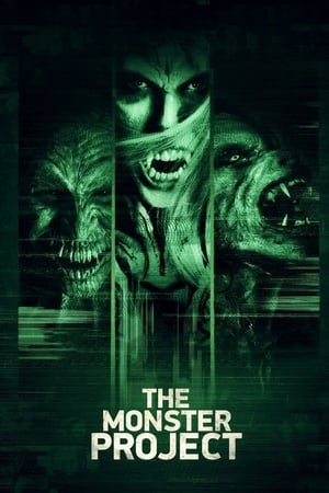 Poster Movie The Monster Project 2017