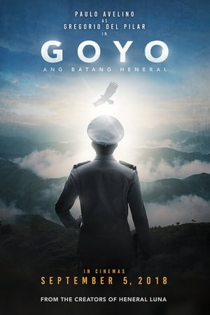 Watch Full Movie Online Goyo: The Boy General (2018)