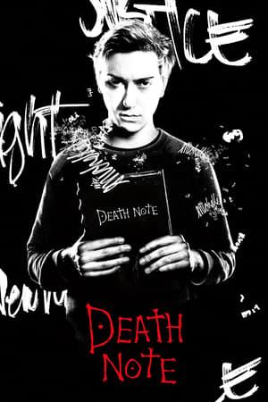 Poster Movie Death Note 2017