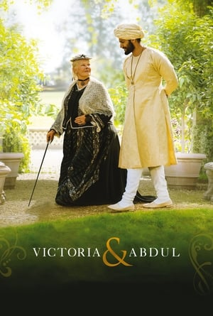 Poster Movie Victoria & Abdul 2017