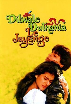 Poster Movie Dilwale Dulhania Le Jayenge 1995