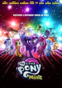 Watch and Download Movie My Little Pony: The Movie (2017)