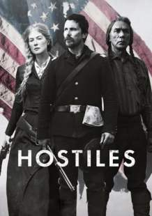 Watch Full Movie Online Hostiles (2017)