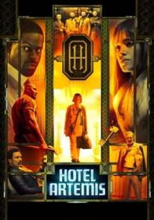 Streaming Movie Hotel Artemis (2018)
