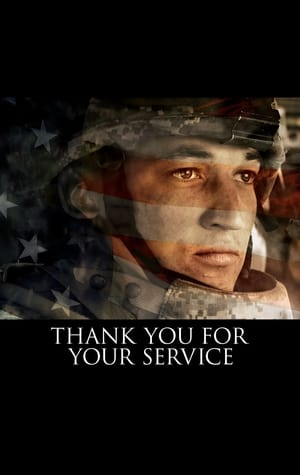 Poster Movie Thank You for Your Service 2017