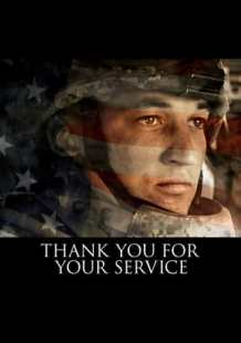 Streaming Full Movie Thank You for Your Service (2017)