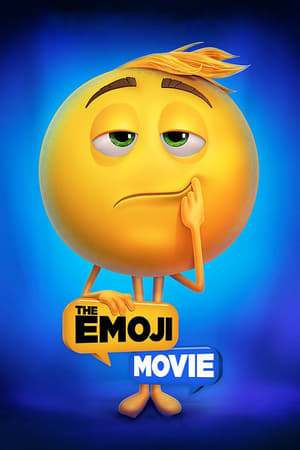 Poster Movie The Emoji Movie 2017
