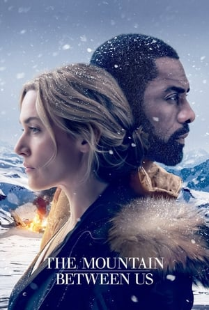 Poster Movie The Mountain Between Us 2017