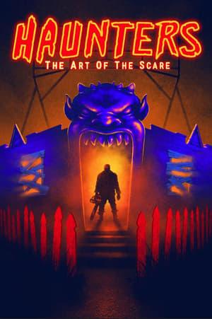 Poster Movie Haunters 2017