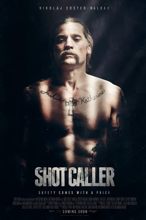Poster Movie Shot Caller 2017