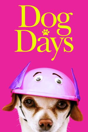 Poster Movie Dog Days 2018