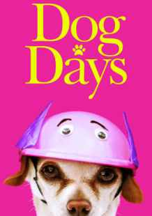 Streaming Movie Dog Days (2018) Online