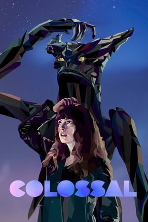 Poster Movie Colossal 2016