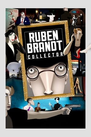Streaming Full Movie Ruben Brandt, Collector (2018)