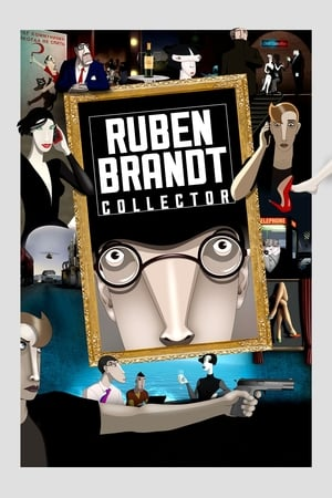 Download and Watch Full Movie Ruben Brandt, Collector (2018)