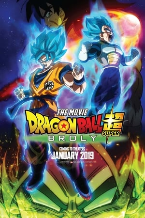 Watch Movie Online Dragon Ball Super: Broly (2018)