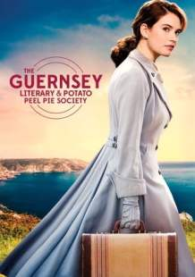 Streaming Full Movie The Guernsey Literary & Potato Peel Pie Society (2018) Online