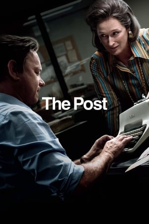 Poster Movie The Post 2017