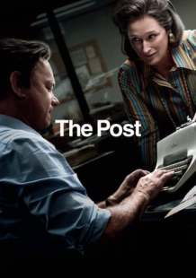 Streaming Movie The Post (2017)