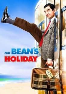 Streaming Full Movie Mr. Bean's Holiday (2007)